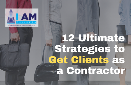 get clients as a contractor