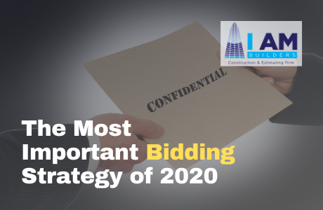 bidding strategy construction