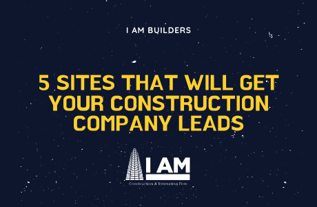 lead gen sites for construction