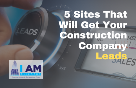 get construction leads