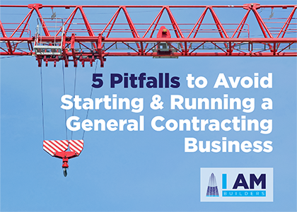 starting a general contracting business