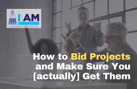 bid projects and win