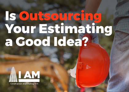 how to outsource estimating services