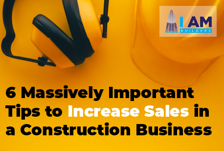 construction business sales