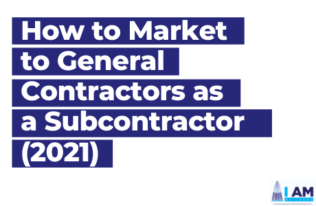 marketing to general contractors
