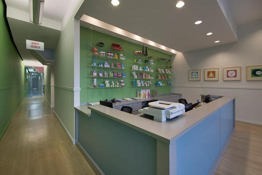 store indoor space