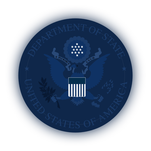 United states of america Department of state seal