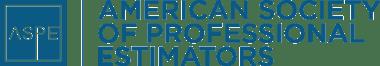 American Society of Professional Estimators Logo